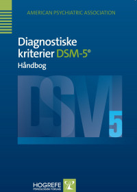 Diagnostiske kriterier DSM-5
