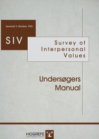 Survey of Interpersonal Values