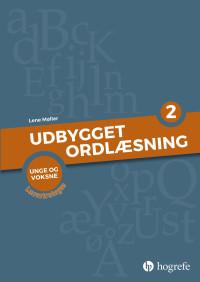 Læsestrategen for unge og voksne: Udbygget ordlæsning 2
