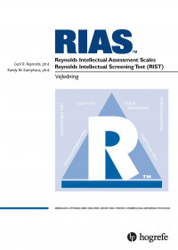 Reynolds Intellectual Assessment Scales & RIST (screening)