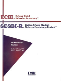 Eyberg Child Behavior Inventory/Sutter-Eyberg Student Inventory