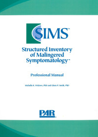Structured Inventory of Malingered Symptomatology