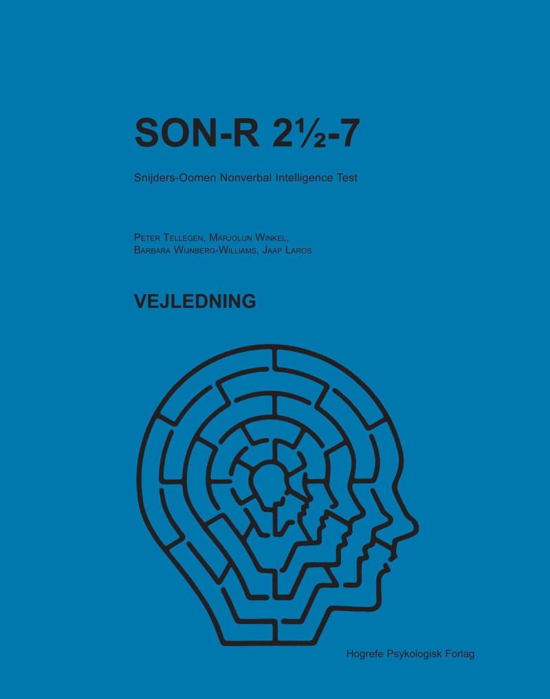 SON-R 2½ - 7 år Komplet inkl. scoringsprogram
