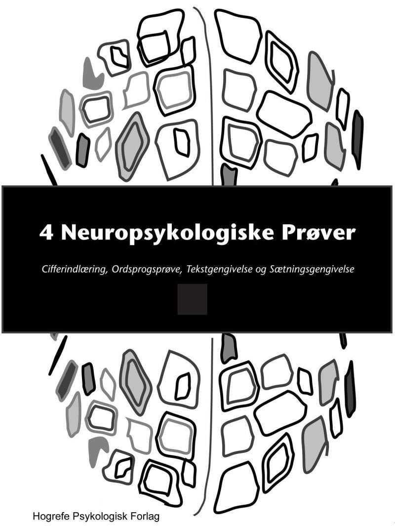 Neuropsykologiske prøver (4)