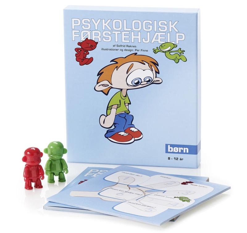 Psykologisk Førstehjælp 8-12 år