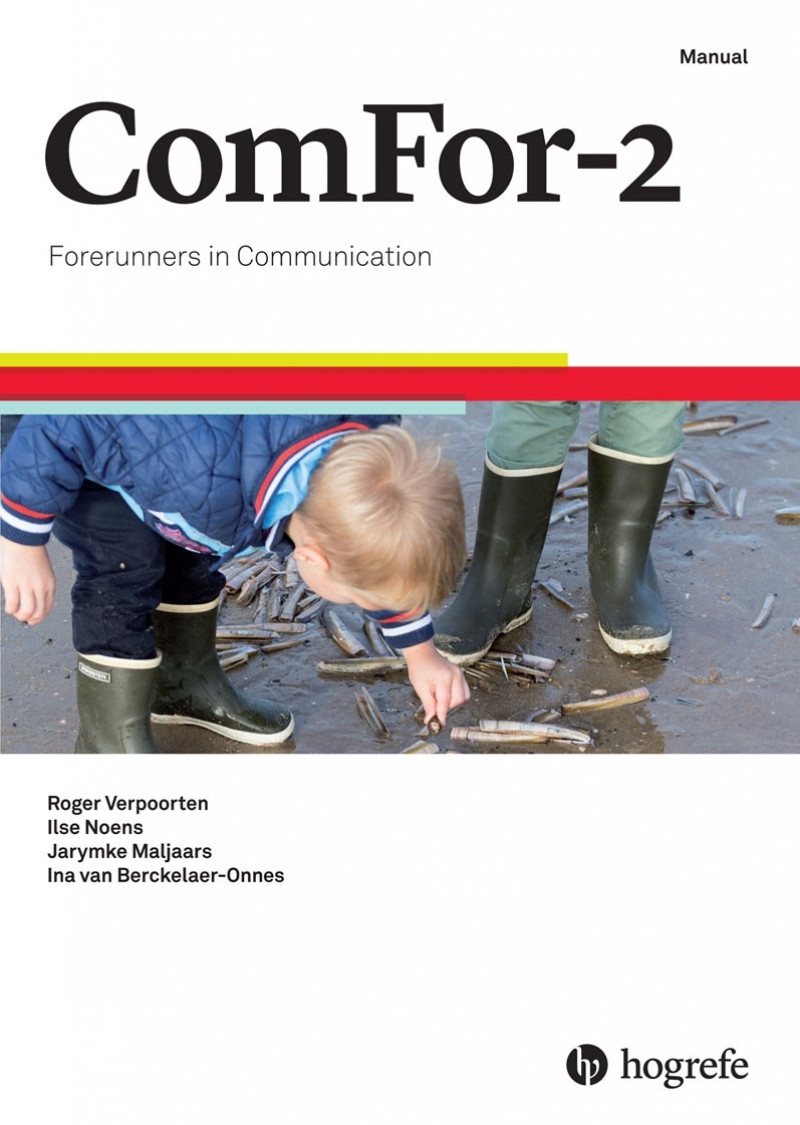 ComFor-2 komplet, engelsk