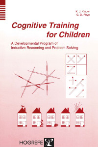 Cognitive Training for Children
