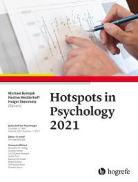 Hotspots in Psychology 2021