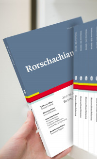 Yearbook of the International Rorschach Society