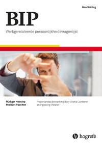 BIP Werkgerelateerde persoonlijkheidsvragenlijst