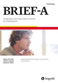 BRIEF-A Executieve functies gedragsvragenlijst voor volwassenen