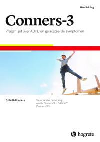 Conners-3 Vragenlijst over ADHD en gerelateerde symptomen