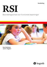 RSI Beoordelingsschaal voor functionele beperkingen