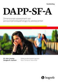 DAPP-SF-A Dimensionale assessment van persoonlijkheidspathologie bij adolescenten