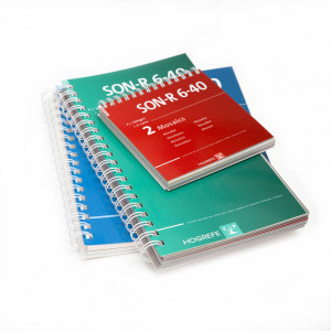 SON-R 6-40 Testkoffer: materiaal van vier subtests, USB-stick met scoringsprogramma, in kunststof koffer (excl. Patronen, Scoreformulieren, Handleidingen)