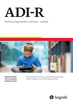 ADI-R Startpakket: Nederlandse handleiding, 5 interviewboekjes, 2 sets van 10 algoritmeformulieren, in box