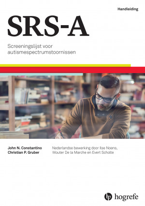 SRS-A startpakket (handleiding, 25 informanten- en 25 zelfrapportage-formulieren, in box)
