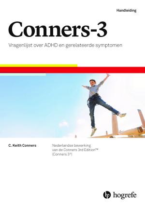 Conners-3 startpakket (handleiding, 10 ouder-, 10 leerkracht-, 10 zelfrapportagevragenlijsten, verpakt in box) + digitale scoring in HTS 5