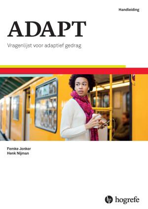 ADAPT startpakket (handleiding, 25 vragenlijsten, 25 profielformulieren, in box)