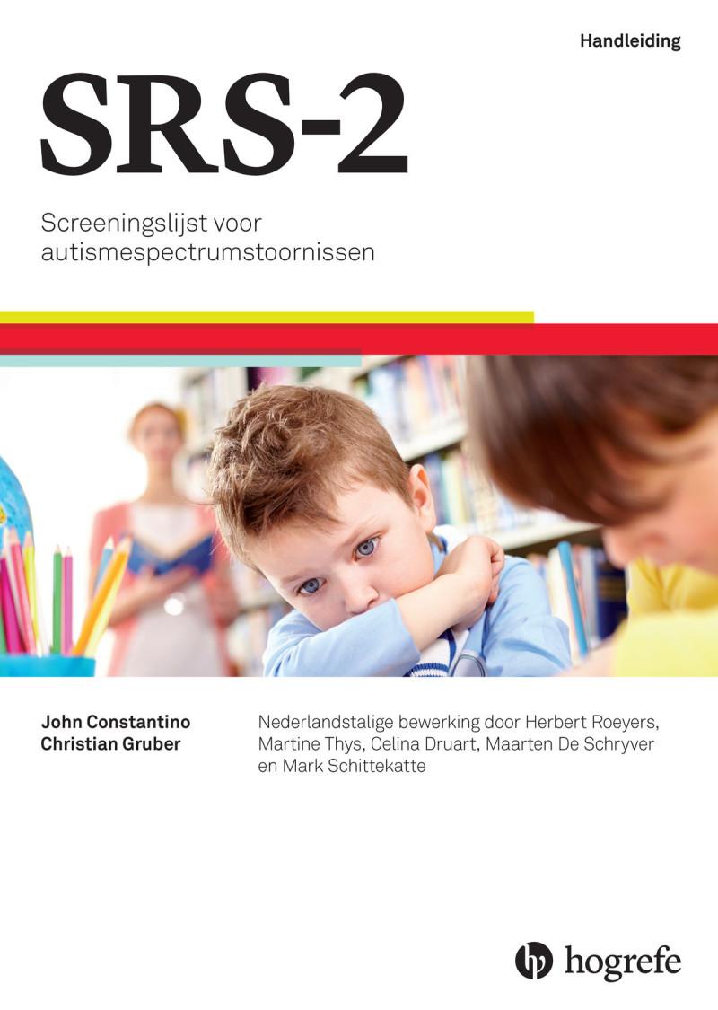 SRS-2 startpakket (handleiding, 25 formulieren voor 3-jarigen, 25 formulieren voor 4- tot 18-jarigen, verpakt in box)