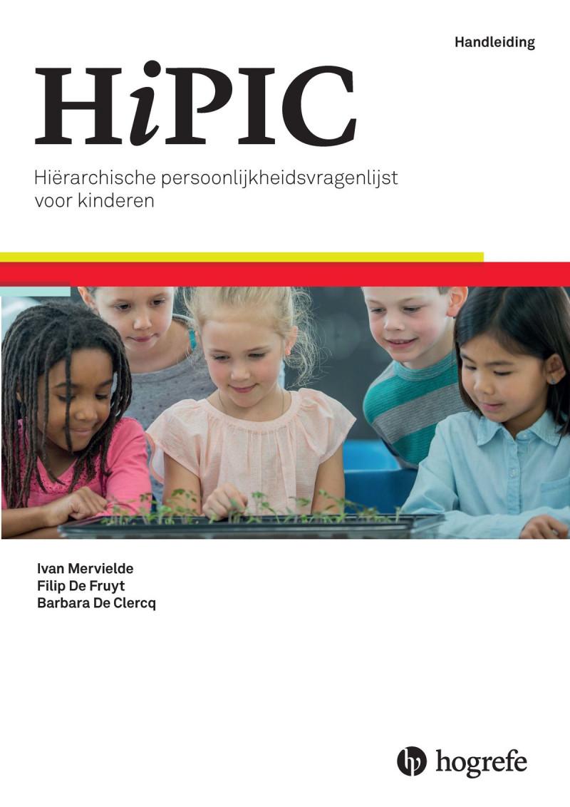 HiPIC startpakket Nederlandse versie (handleiding, 5 vragenboekjes, 20 zelfscorende antwoordformulieren, 20 profielformulieren, in HiPIC-box)