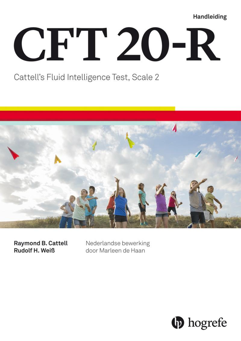 CFT 20-R startpakket (handleiding, opgavenboekjes, antwoordformulieren, instructiekaart)