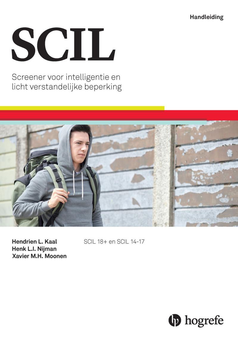 SCIL 18+ startpakket volwassenen (handleiding, 50 SCIL 18+ zelfscorende formulieren met opdrachtformulieren en instructiekaart, in box)