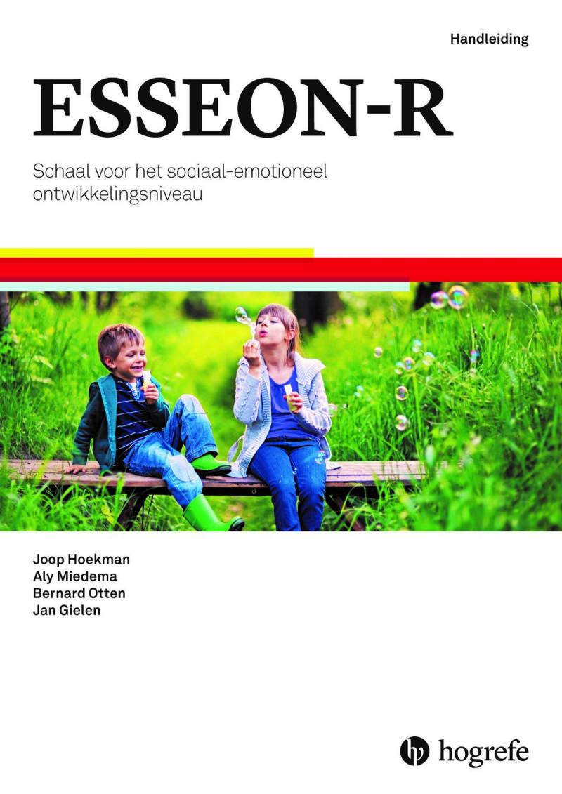 ESSEON-R Startpakket (handleiding, 25 scoreformulieren, scoringsprogramma, verpakt in box)