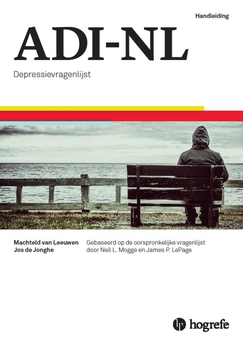 ADI-NL startpakket (handleiding, 25 scoreformulieren, in box)