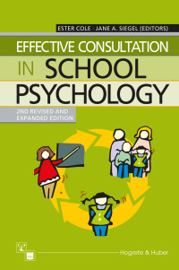 Effective Consultation in School Psychology