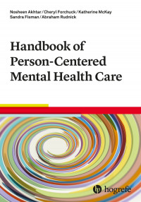 Handbook of Person-Centered Mental Health Care