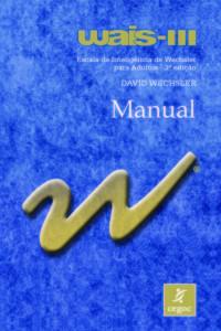 Escala de Inteligência de Wechsler para Adultos - 3ª Edição