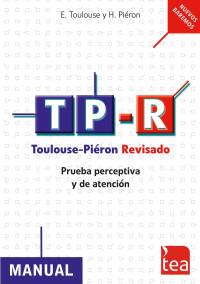 Toulouse-Piéron (edição revista)