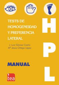 Tests de Homogeneidad y Preferencia Lateral