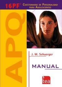 Cuestionario de Personalidad para Adolescentes