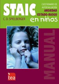 Cuestionario de Ansiedad Estado-Rasgo en Niños