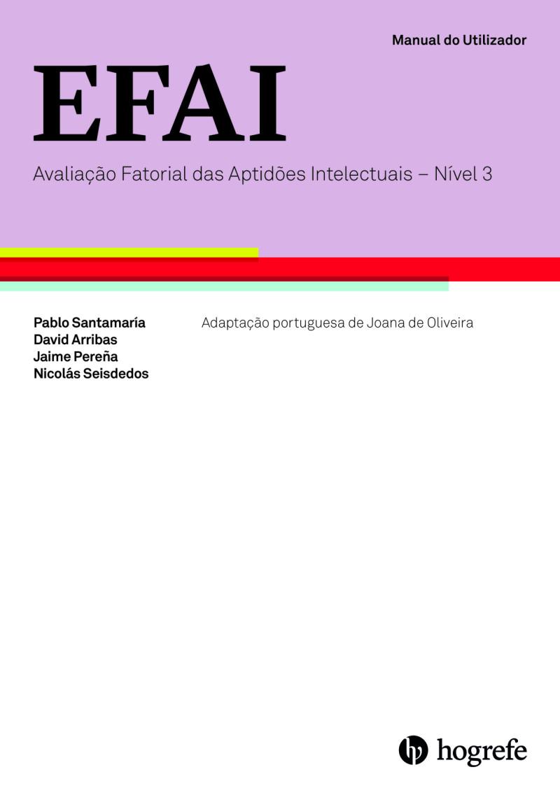 Kit Inicial (inclui Manual técnico, Manual nível 3, 20 Cadernos, 100 Folhas de resposta e 100 Créditos para correção)