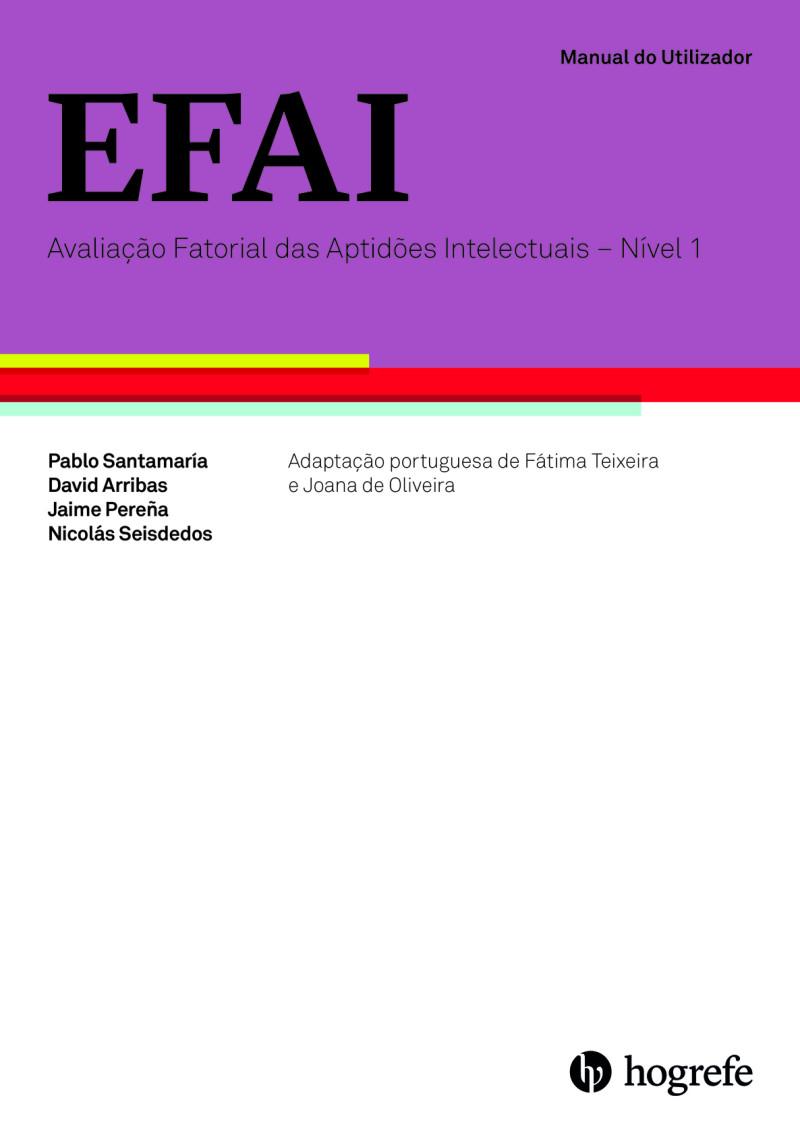 Kit Inicial (inclui Manual técnico, Manual nível 1, 25 Folhas de resposta e 25 Créditos para correção)