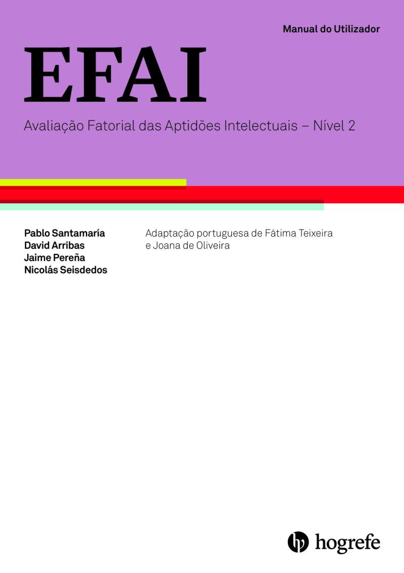 Kit Inicial (inclui Manual técnico, Manual nível 2, 20 Cadernos, 25 Folhas de resposta e 25 Créditos para correção)