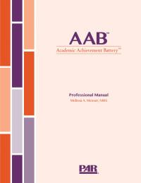 Academic Achievement Battery Standard Form
