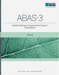 Adaptive Behavior Assessment System, Third Edition
