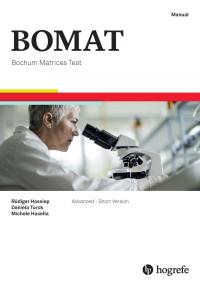 Bochum Matrices Test Advanced, Short Version