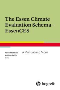 The Essen Climate Evaluation Schema EssenCES
