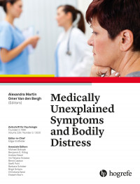 Medically Unexplained Symptoms and Bodily Distress