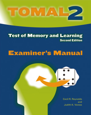 Complete Kit (Examiner's Manual, Picture Book A, Picture Book B, 25 Profile/Summary Forms, 25 Examiner Record Booklets, Delayed Recall Cue Cards, Visual Selective Reminding Test Board, 15 Facial Memory Chips)