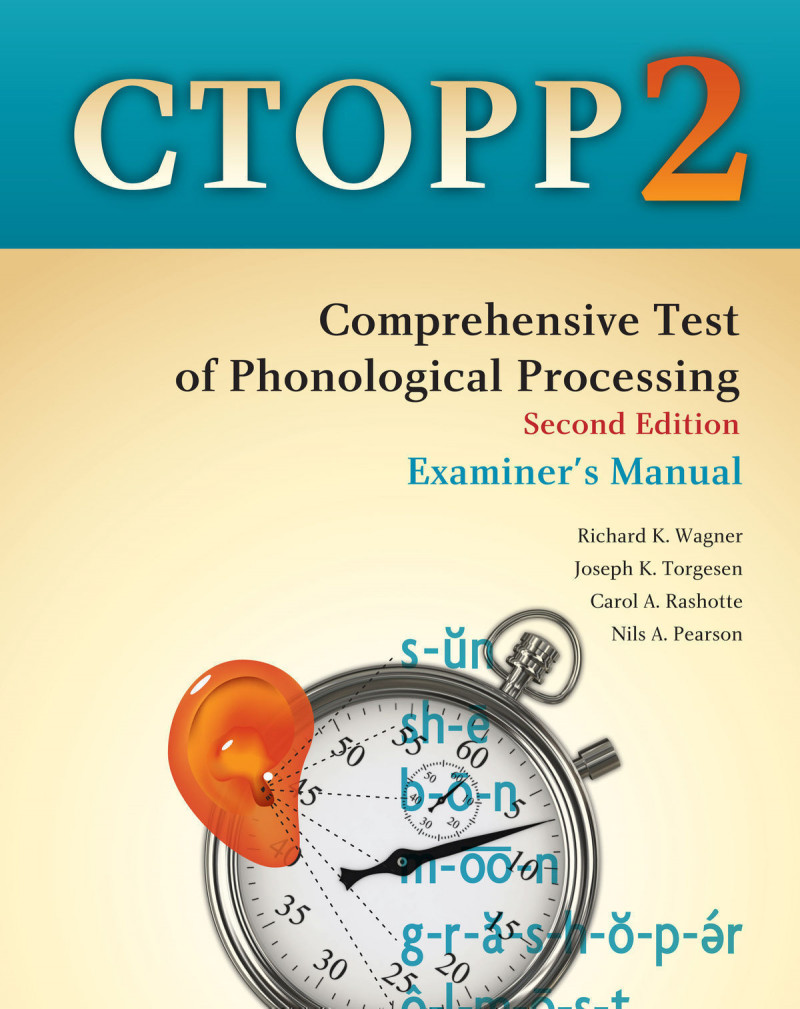 Complete Kit (Includes Examiner's Manual, 25 Examiner Record Booklets-Ages 4-6 Years, 25 Examiner Record Booklets-Ages 7-24 Years, Core Subtest-CD-ROM, Supplemental Subtest-CD-ROM)