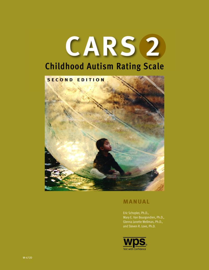 Kit (25 Standard Version Rating Booklets, 25 High-Functioning Version Rating Booklets, 25 Questionnaires for Parents or Caregivers, Manual)