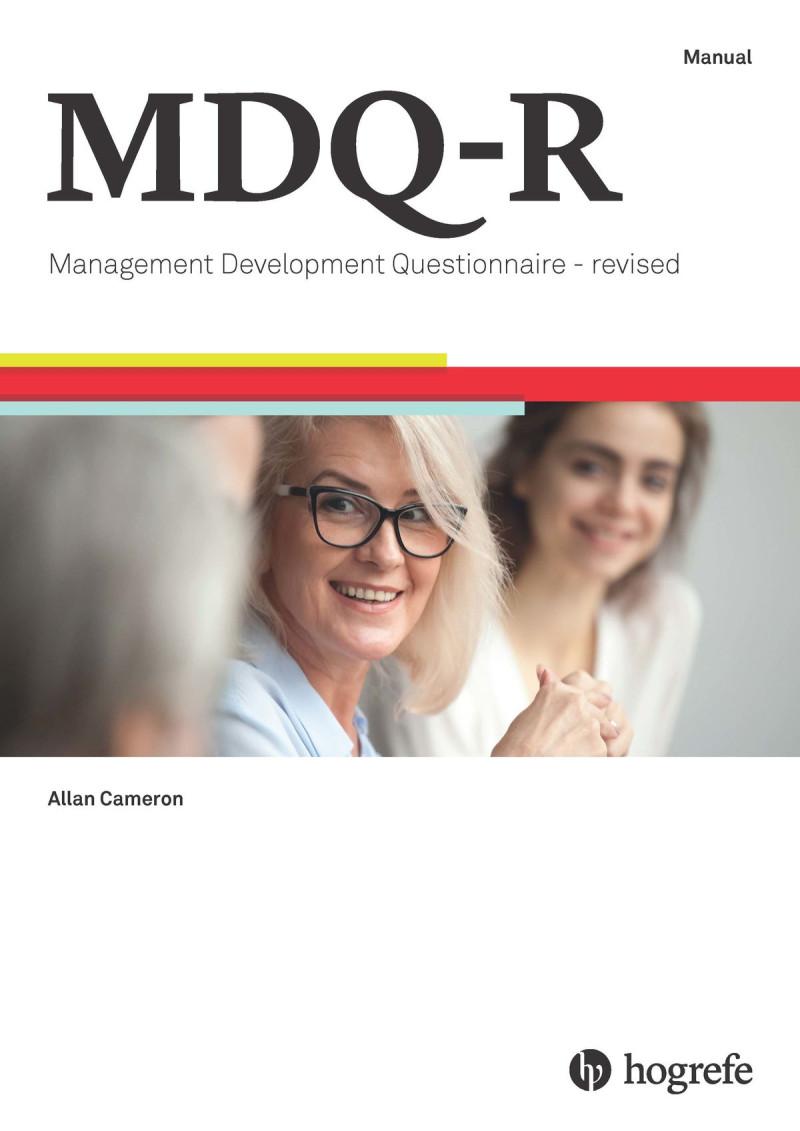 Management Development Questionnaire - Revised (MDQ-R)