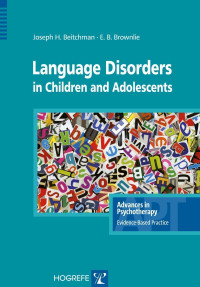 Language Disorders in Children and Adolescents