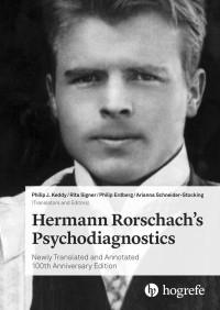Hermann Rorschach's Psychodiagnostics